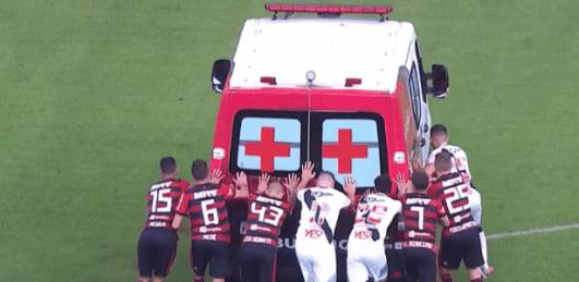Resultado de imagem para ambulancia bruno silva