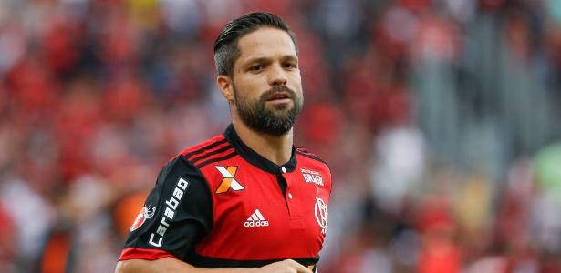 Resultado de imagem para Diego, do Flamengo