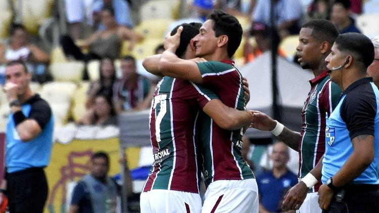 Nene and Ganso: shirt 10 'suggested' more chances to competitor, dissatisfied at Fluminense in 2019 - Mailson Santana/Fluminense FC - Mailson Santana/Fluminense FC