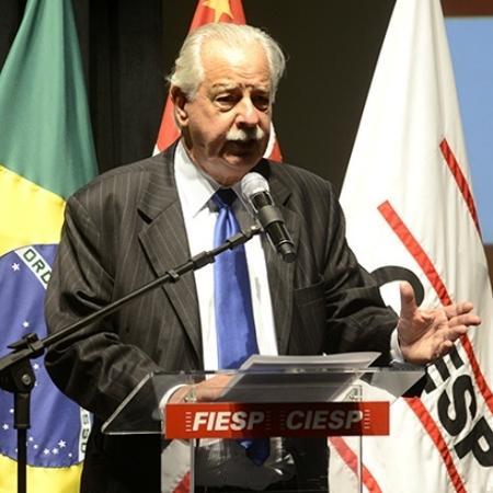 Sylvio de Barros é diretor na Fiesp e pode se candidatar à presidência do São Paulo - Helcio Nagamine/Fiesp/Divulgação - Helcio Nagamine/Fiesp/Divulgação