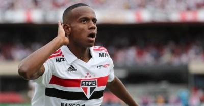 São Paulo divulga numeração da Florida Cup e Helinho fica com a 11 511c1b0070d66