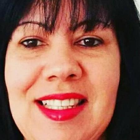 Rosana se levantou antes do acidente - Arquivo Pessoal