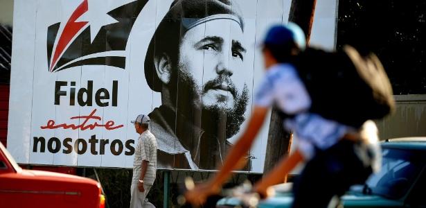 Um ano sem Fidel