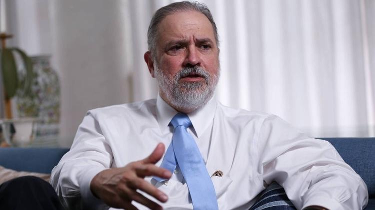 O subprocurador-geral da República Augusto Aras foi escolhido para substituir Dodge - Pedro Ladeira /Folhapress