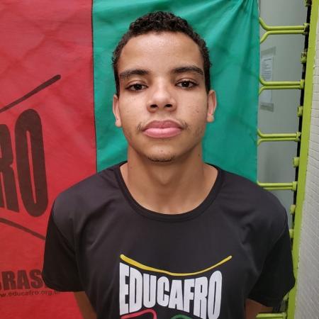 Victor da Silva Santos - Arquivo pessoal - Arquivo pessoal