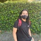 Primeiro a chegar na PUC-Rio (Pontifícia Universidade Católica do Rio) para fazer o Enem foi o estudante Antônio Gabriel Rodrigues Paes - Tatiana Campbell/UOL