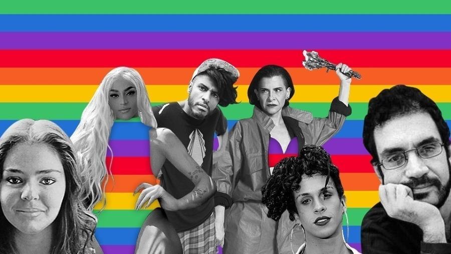 montagem capa materia lgbt 1561754946809 v2 900x506 - DE JACKSON DO PANDEIRO A CHICO BUARQUE: 50 músicas que mostram as facetas do orgulho LGBT na música brasileira - OUÇA AQUI