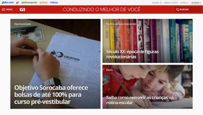 Objetivo Sorocaba - Produção de Conteúdo e Inbound Marketing