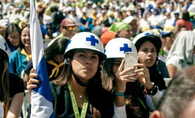 voluntarios por venezuela