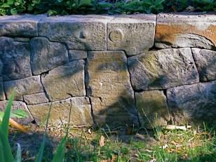 Eric Contey Stonework - Mt Tabor wall