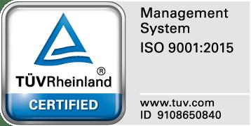 Contisystems - Certificação 9001