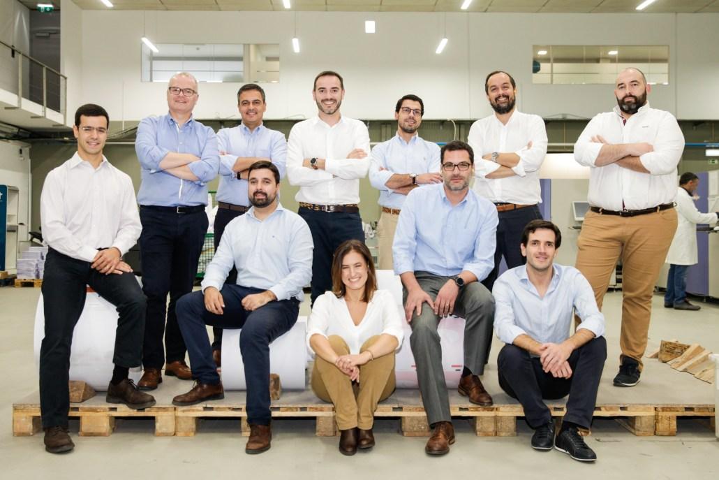 A equipa de gestão da Contisystems