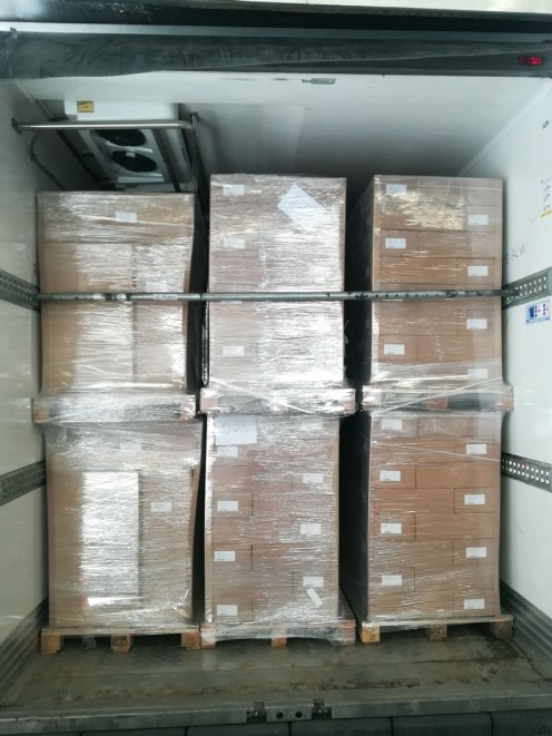 3 Million envelopes on its way to Morocco