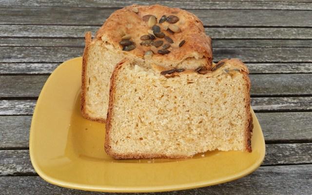 Pan de cabaza