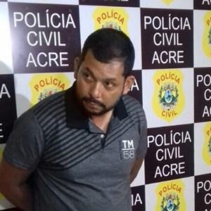 Ao invés de ser preso, agente suspeito de levar droga a presídio no AC pagará multa