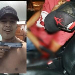 Jovem morre com vários tiros após entrar em carro que pediu via aplicativo no Acre