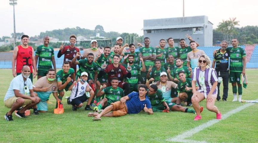 Comandado por acreana, Independente de Tucuruí, do Pará, vence o Atlético |  ContilNet - O Acre em um só lugar - Portal de Notícias do Acre