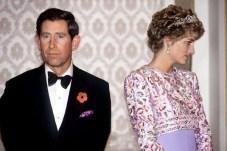 O Príncipe Charles e a Princesa Diana na última aparição pública dos dois como casal, em uma viagem à Coreia do Sul em novembro de 1992 [Foto: Getty Images]