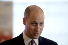 Príncipe William, segundo nome na linha de sucessão ao trono britânico [Foto: Getty Images]