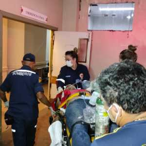 Bombeiro tem casa invadida na Sobral e é atingido com tiro na cabeça