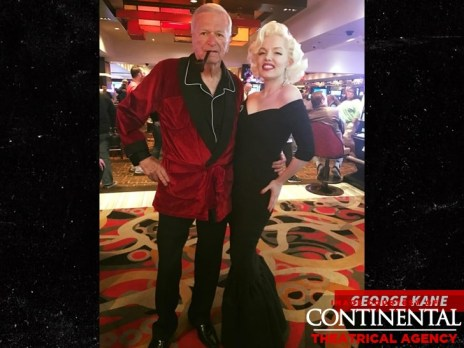 George Kane -Hefner Celebrity Lookalike