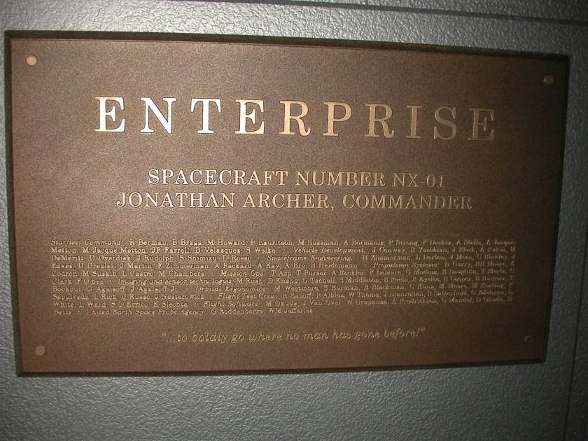 Enterprise_NX-01_plaque