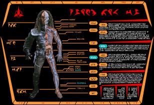 klingon schematic