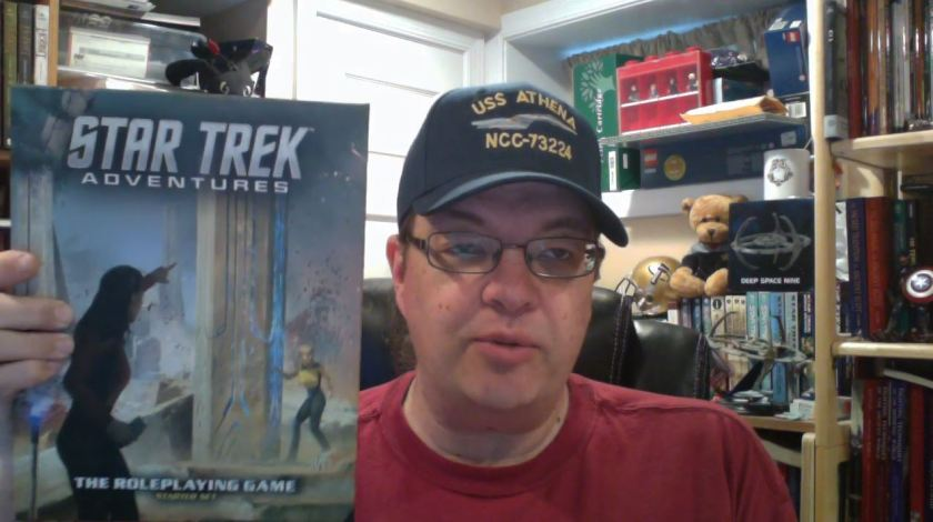 Fun Unboxing Video From STA Writer Jim Johnson -