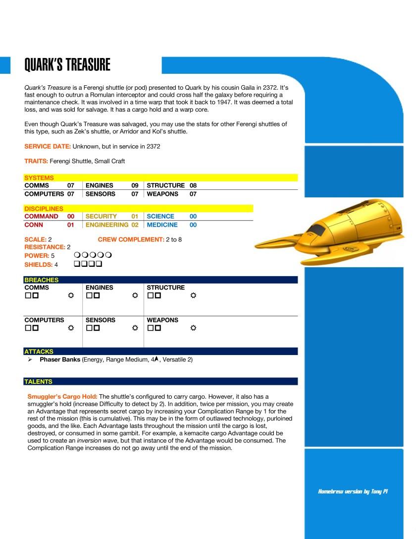 Microsoft Word - QuarksTreasure.docx