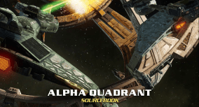 Alpha Quadrant - Cover Banner