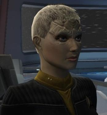 Lieutenant Annelle Galven