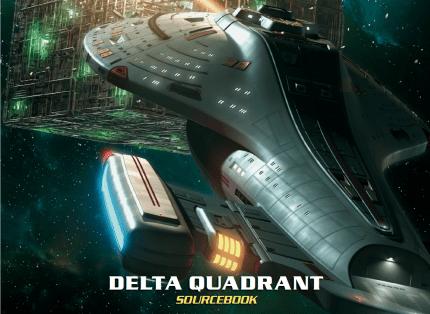 Star Trek - Delta Quadrant - Title Banner