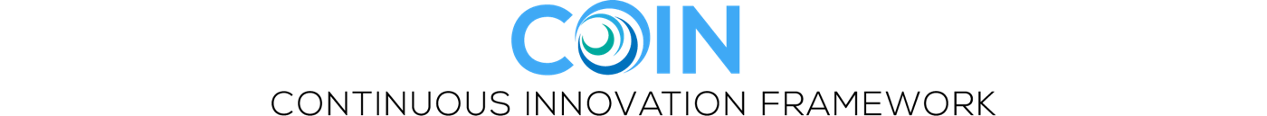 COIN – Continuous Innovation Framework