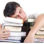 Menangani tekanan menjelang peperiksaan