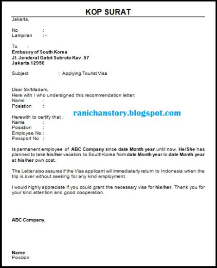 Contoh Surat Dispensasi Siswa Mengikuti Lomba