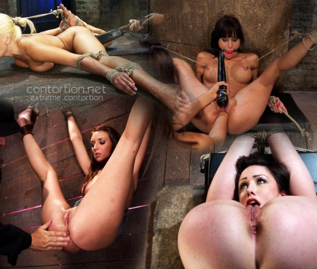 Extreme Contortion Poses