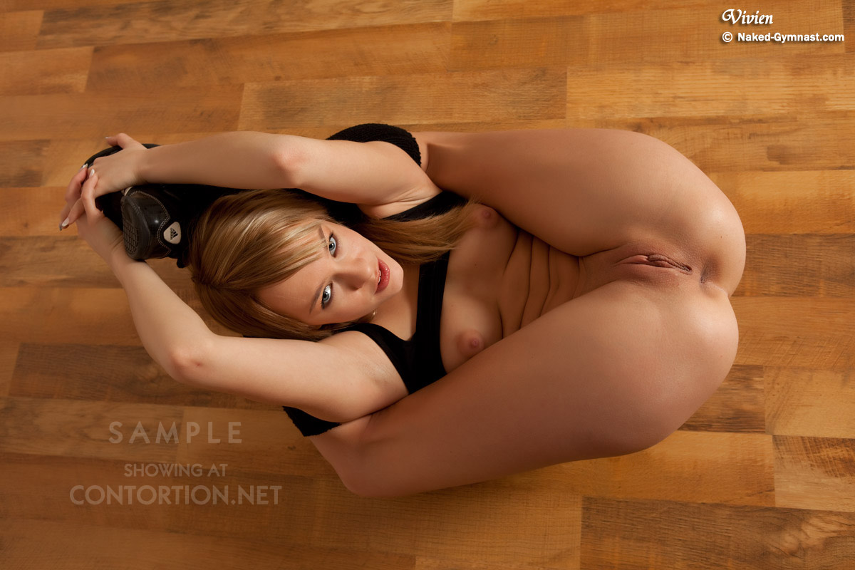 Nude Flexible Babes-1780