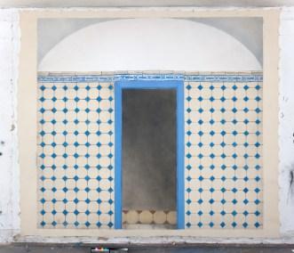 Cultural Floor. When I Saw, I Could Not Sleep (Jewish Bath), 2013