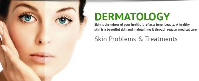 Treatment of Skin Problems and Conditions