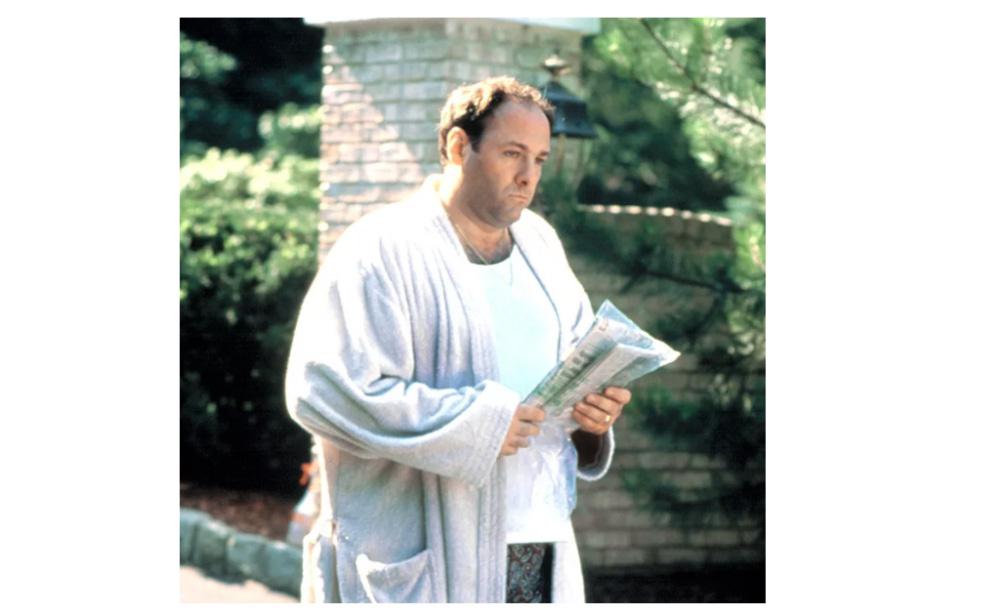 Tony Soprano: o Feio, Porco e Mau que todos amamos