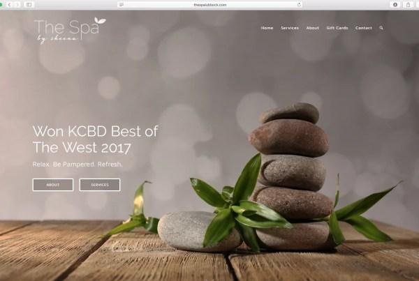lubbock website design and development