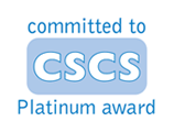 Contract Labour Hire CSCS Platinum Award
