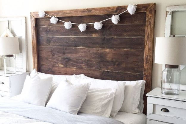 affordable diy headboard ideas: cost & best tips for making one