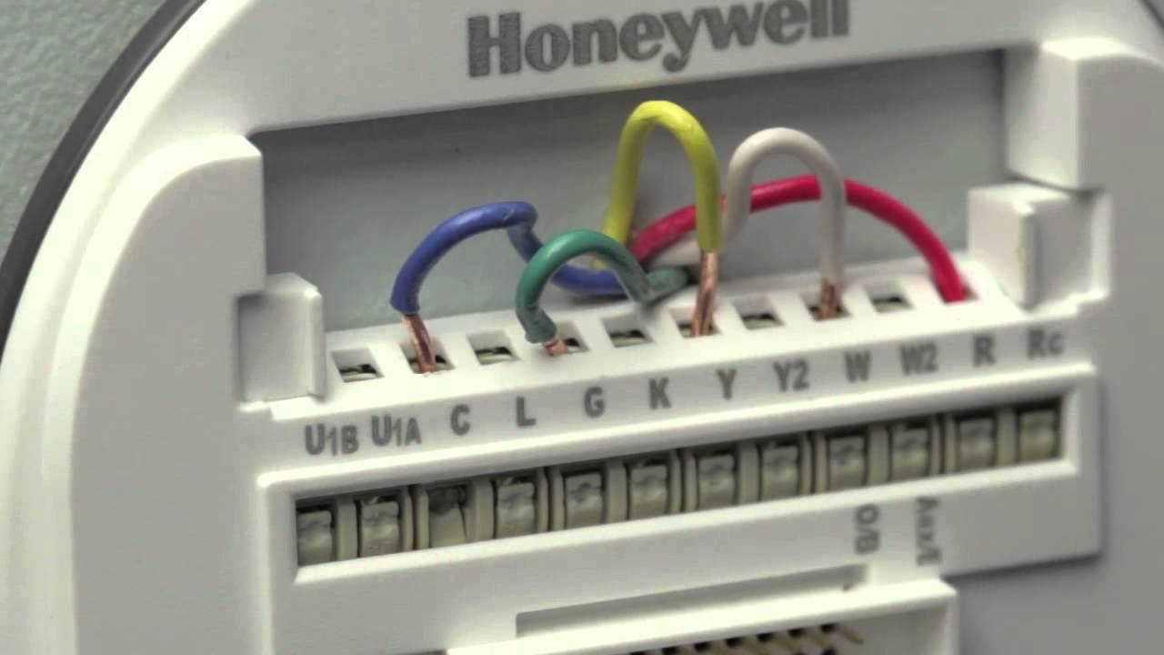 Thermostat Wiring For Dummies A Step By Step Guide