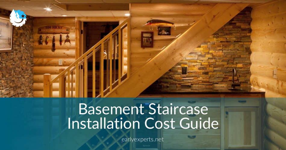 Basement Staircase Installation Costs Updated Amp Prices In 2017