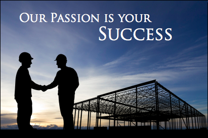 Our Passion is Your Success