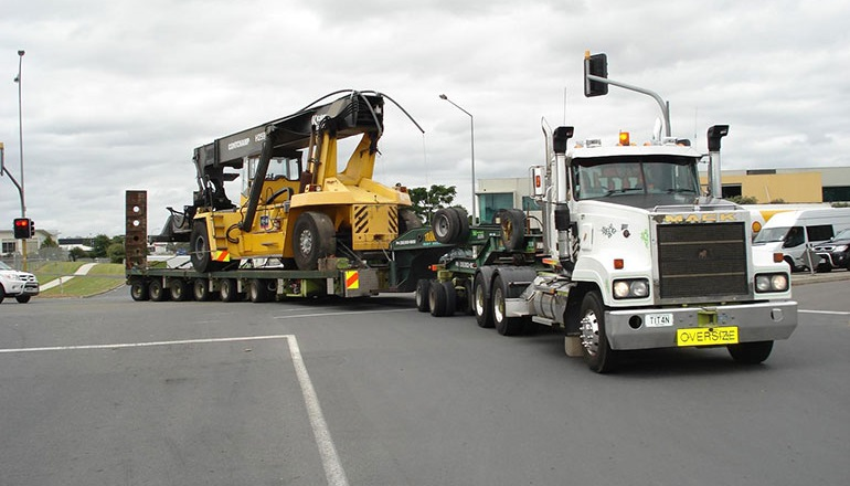 NZ Heavy Haulage Association awards