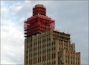 Standard Building scaffold 2