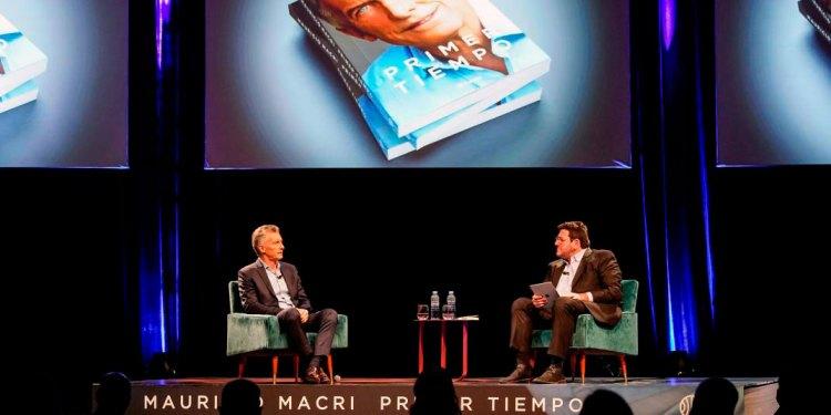 Mauricio Macri y la divina comedia