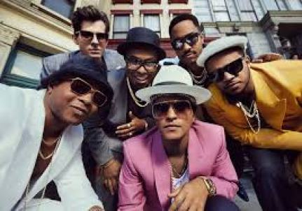 Mark Ronson and Uptown Funk